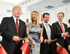 Trump International Hotel And Tower Toronto - Grand Opening Ribbon Cutting Ceremony
