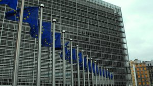 EU quarter in Brussels