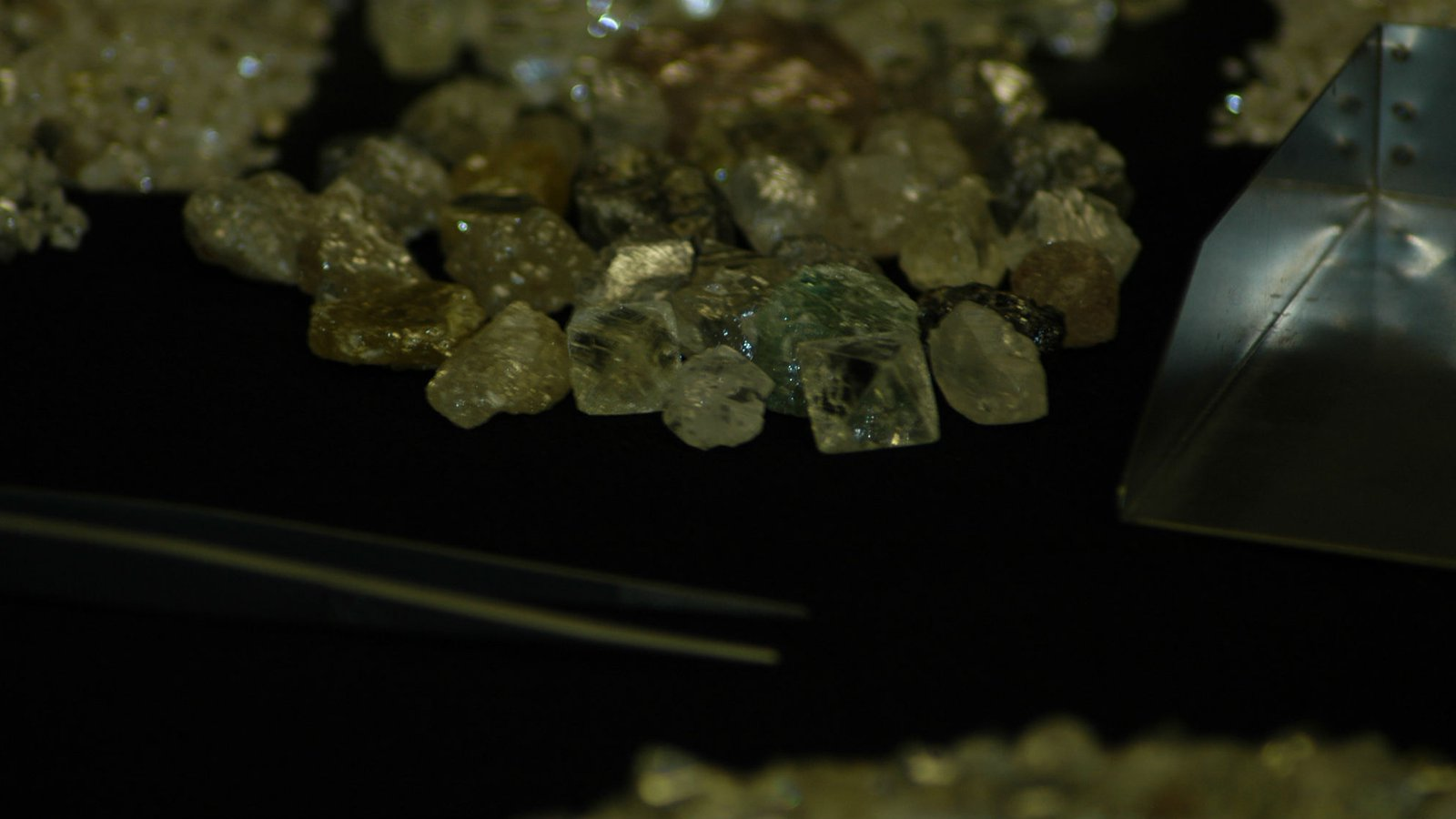 Angola diamonds