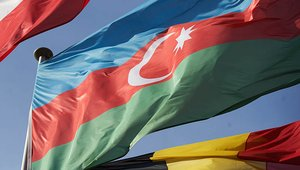 Azerbaijan flag © Council of Europe