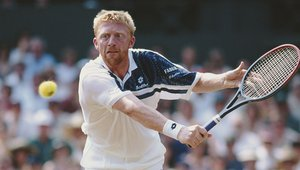 Boris Becker, tennis