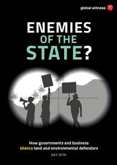 Enemies of the State? English cover