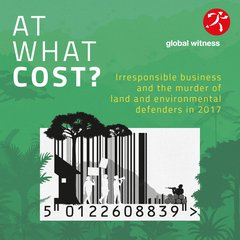 At What Cost? Report Cover