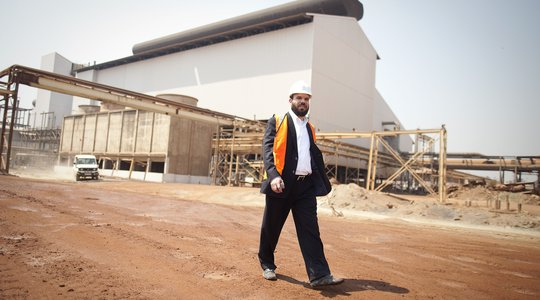 Gertler Earns Billions as Mine Deals Leave Congo