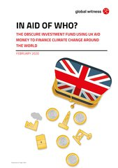 In Aid of Who report cover
