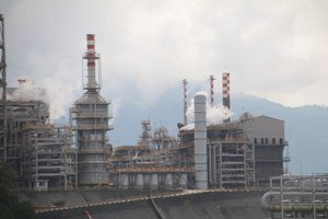 Limay coal-fired power plant, Philippines