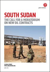 South Sudan: the call for a moratorium on new oil contracts