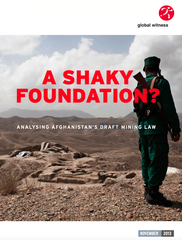 A Shaky Foundation Report Cover