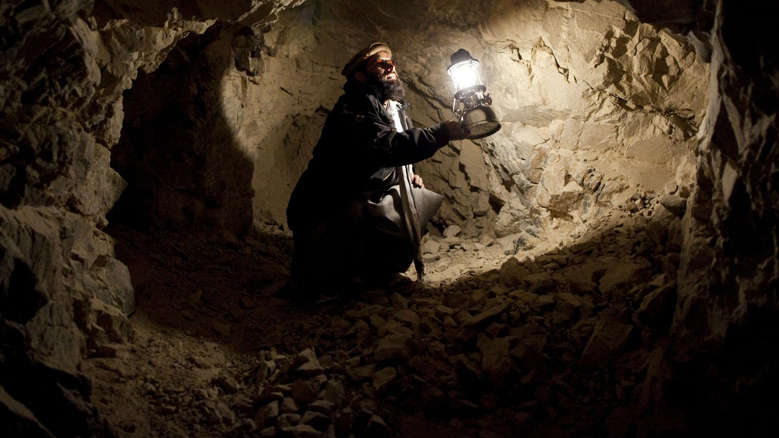 afghan inside mine