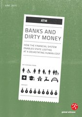 banks dirty money report cover