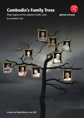 cambodia's family tree report cover