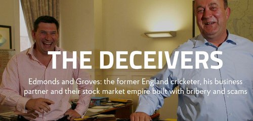 Deceivers cover