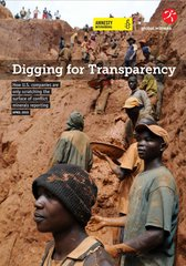 Digging for Transparency report cover