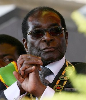 mugabe photo