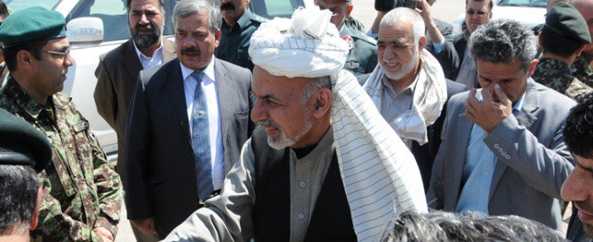 New Afghan Leader