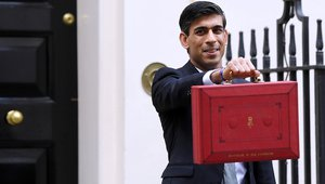 UK Chancellor Rishi Sunak announces Budget 11 March 2020