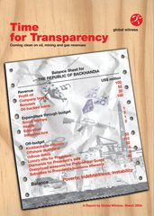 Time For Transparency cover